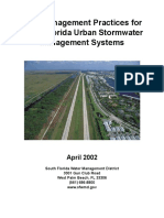 Best Management Practices for South Florida Urban Stormwater Management Systems - South Florida Water Management District (April 2002)