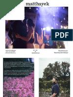 Matt Hayek Photo Wedding Packages <3