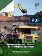 Aprovechamiento del potencial de las industrias extractivas - Introduccion Ing. industrial _ 07-02-2020