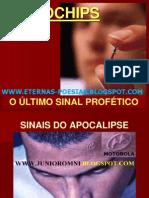 IMPLANTE DE MICROCHIPS EM SERES HUMANOS - O Alerta Final
