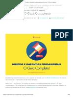 Direitos e Garantias Fundamentais para Concurso - O Guia Completo!