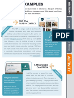 1.9 Activity Observe the Media Outlets of Other Businesses and How They Are Most Commonly Used