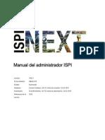 Manual Administrador ISPI