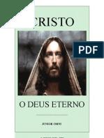 Cristo o Deus Eterno