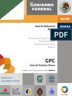 GPC ACTINOMICOSIS