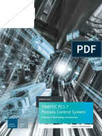 Simatic PCS7 Process Control System_Volume 2_Technology components