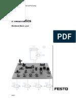 TP101 - Pneumatics - Workbook basic level