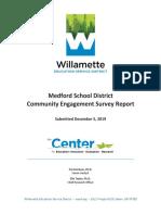 Medford Community Outreach