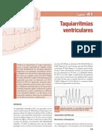 cap41 Taquiarritmias Ventriculares