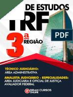 ESSE GUIA DE ESTUDOS TRF3