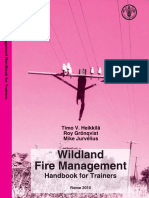Wildlife Fire Management