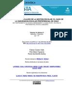 ARTICULO INSTRUMENTOS CLAVE GESTION ESCOLAR COSTA RICA