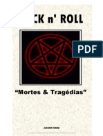 ROCK N' ROLL - Mortes e Tragédias