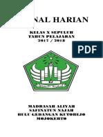 JJURNAL HARIAN