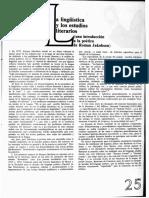 la-linguistica-y-los-estudios-literarios-(una-introduccion-a-la-poetica-de-roman-jakobson)