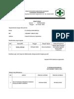 Surat Tugas Pertemuan .doc
