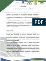 Aspectos importantes de la consultoria Act_1