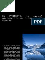 EL PROTESTO, EL AVAL.