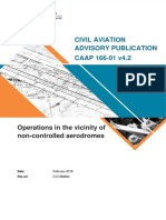 caap-166-01v4.2 -operations-vicinity-non-controlled-aerodromes