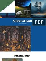 SURREALISMO - SEMIOTICA DEL ARTE