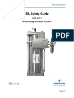 Bettis GVO-CLP-T SIL Safety Guide