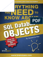 10009 - SQL Database Objects - Narasimha Rao