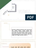 epistaksis
