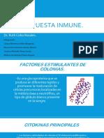 "Equipo 1 ""Factores Estimulantes de Colonias"" Resp Inmune ENF02A 20-2"