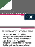 ARTICULATED DUMP TRUCK.pptx