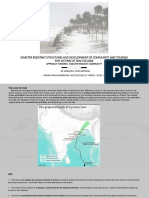 DISASTER RESISTANT STRUCTURES AND DEVELOPMENT OF COMMUNITY AND