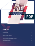 PAYMENT ACCEPTANCE IN AFRICA