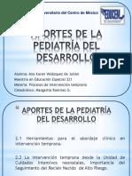 Aportes de La Pediatría Del Desarrollo