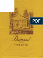 Deepwood means Townhouses