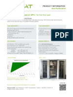 Gas Purification Cabinet