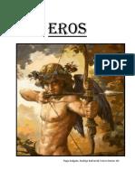 Trabajo de Eros