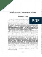 Maritain and Postmodem Science.pdf