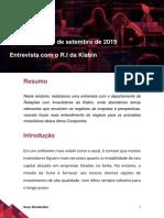 suno-valor-109 Entrevista com o R.I da Klabin 2020