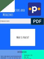 Practo - Doctors and Medicines.pptx