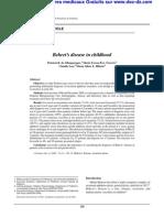 Behcet's disease in childhood