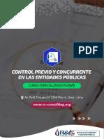 control-previo