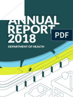 DOH 2018 Annual Report - Full Report