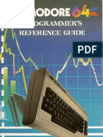 c64 Programmers Reference Guide 00 Toc Introduction
