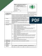 7.4.3.5 sop pemberian informasi tentang efek samping dan resiko pengobatan