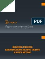 presentation kaizen & BPR