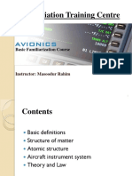 Presentation_Basic Aircraft Familiarization Course- Avionics