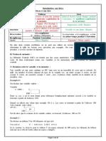 Introduction aux listes
