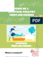 Livestock/poultry Feeds and Feeding