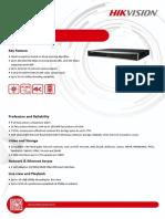 UD15252B_Datasheet of iDS-7600NXI-I2'8F_DeepinMind NVR_V4.1.60 20190716.pdf