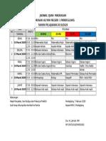 Jadwal USBN 2020