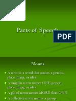 Parts of Speech8